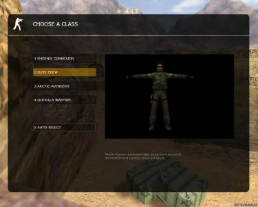 XTCS Counter-Strike 1.6 Final Release NonSteam скриншот №2