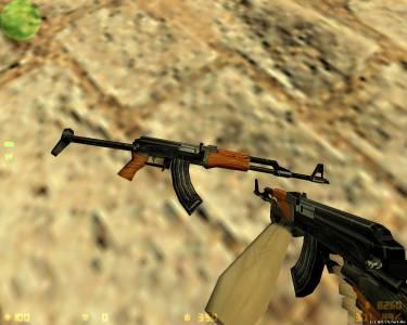 Hack Default Model AKS-47