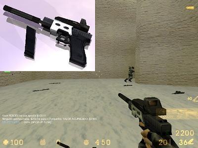supressed glock 18