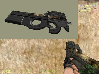 The New FN P90