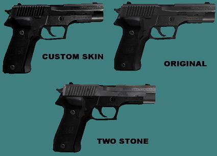 Stoke's P228 Handgun Redux