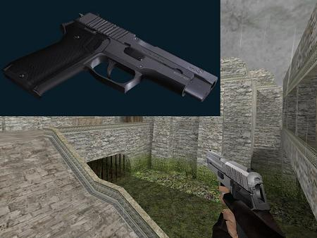 P220 (silver)