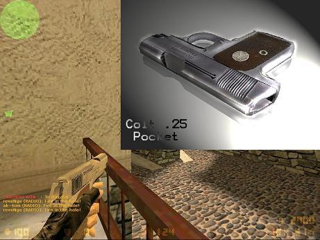 Kfu's Colt .25 Pocket