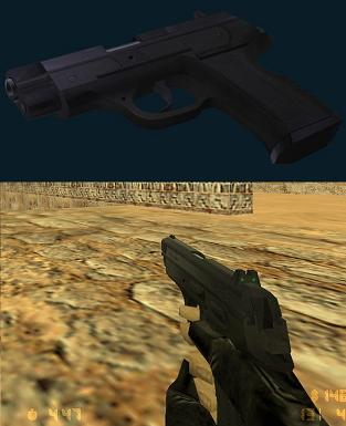 Force Compact for P228