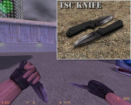 TSC knife for 1.6 (2 anims)