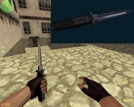 Spec. NS Marine Knife