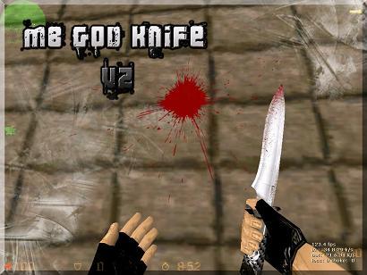MB GOD knife v2