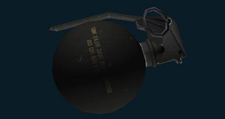M67 Frag Grenade [HE]