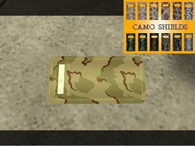 Camo Shields v2.0