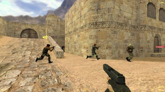 Counter-Strike 1.6 Steam 2016 скриншот №1