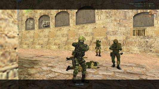 Counter-Strike 1.6 Steam 2016 скриншот №2