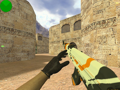 Counter-Strike 1.6 Asiimov скриншот №2