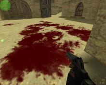 Realistic blood